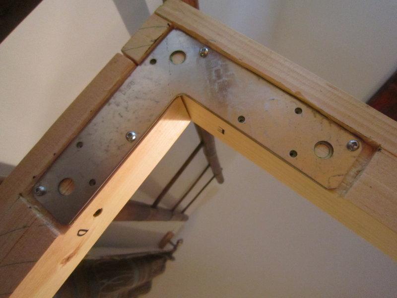 cadre pour tatami. Black Bedroom Furniture Sets. Home Design Ideas
