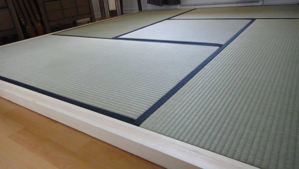 Frame For Tatami Mats