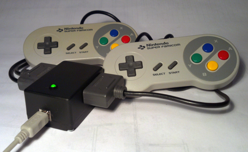 how to play dolphine with a snes controller