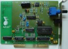 AdLib sound card on parallel port image