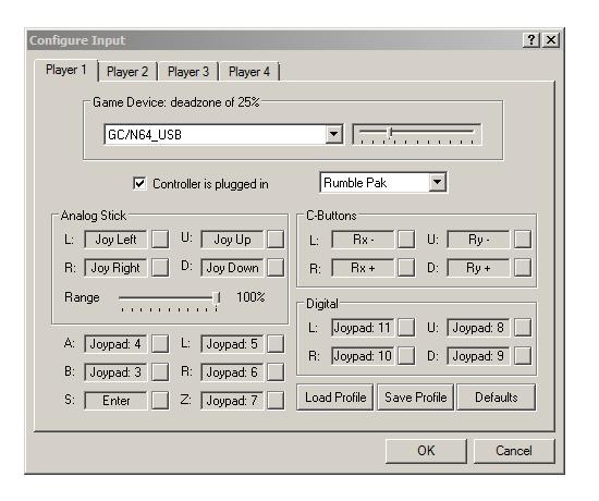 project 64 emulator