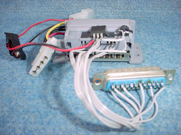 playstation memory card reader octobre 25 2005 andy lópez from sent me those two pictures he used a real memory card connector and his computer s power supply as power source