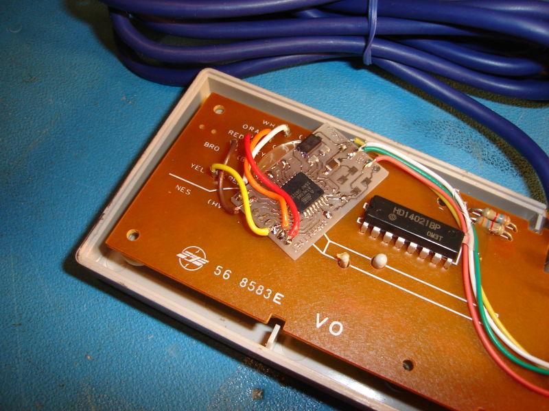 Inside an original NES controller : nes controller wiring diagram - yogabreezes.com