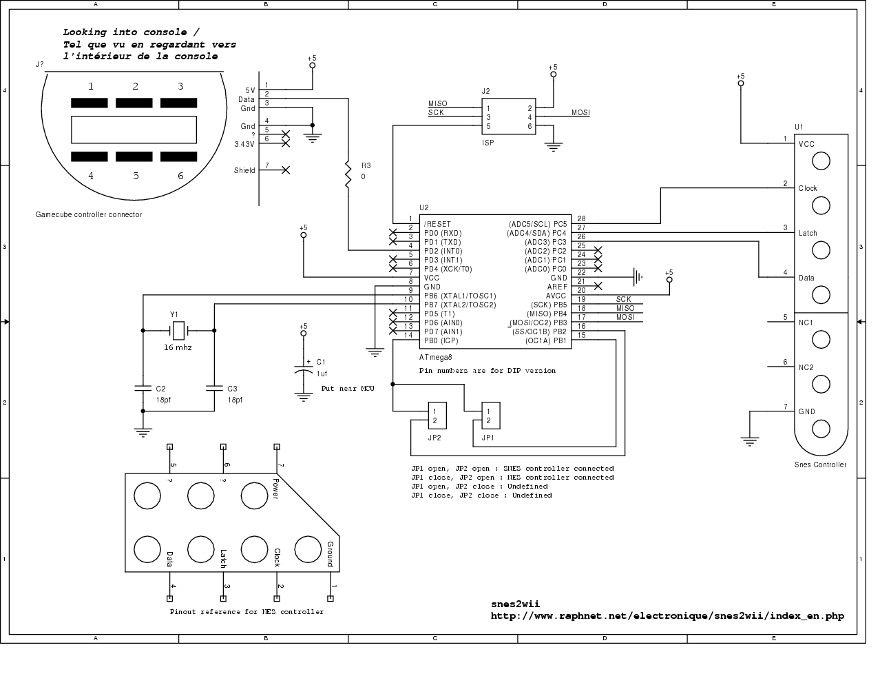 gamecube controller wiring diagram   34 wiring diagram