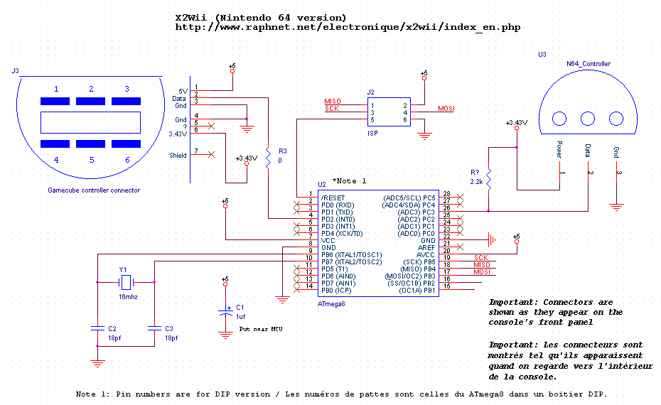 N64snesnes Controller To Gamecubewii Conversion Projectrhraph: Nintendo Controller Wiring Diagram At Elf-jo.com