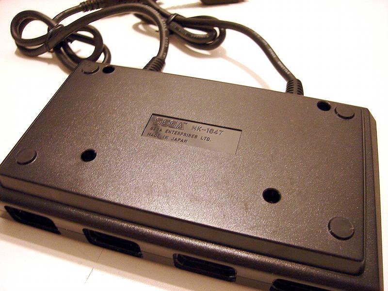 Sega Genesis Multitaps information