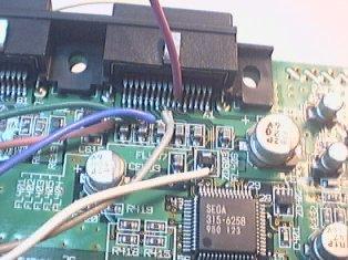 Dreamcast VGA mod | Dreamcast Vga Schematic |  | raphnet.net