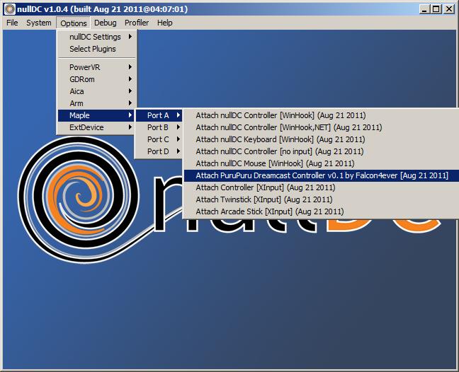plugin dreamcast emulator