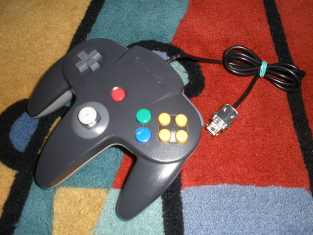 Extenmote: NES, SNES, N64 or Gamecube controller on Wii or