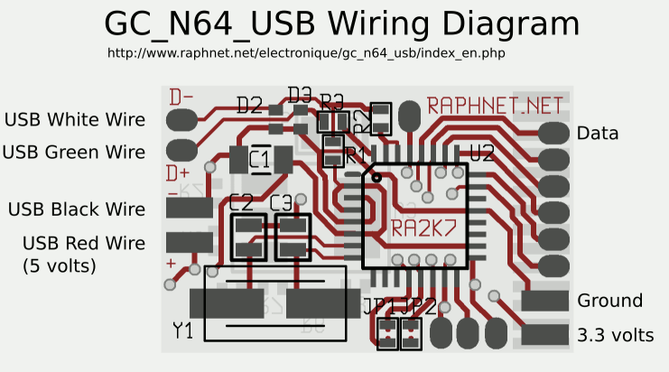 46703esz] N64 Wiring Diagram - wiring-diagram.eu on