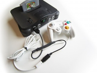 Gamecube controller to N64 adapter