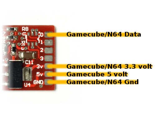 Gamecube/N64 controller to USB adapter (Third generation) on dvd wiring diagram, playstation 2 wiring diagram, ps2 wiring diagram, atari wiring diagram, gbc wiring diagram, lynx wiring diagram, iphone wiring diagram, pc wiring diagram, nes wiring diagram, n20 wiring diagram, x360 wiring diagram, sega genesis wiring diagram, xbox wiring diagram, sony wiring diagram, jaguar wiring diagram, saturn wiring diagram, n54 wiring diagram, gamecube wiring diagram, n14 wiring diagram, super nintendo wiring diagram,