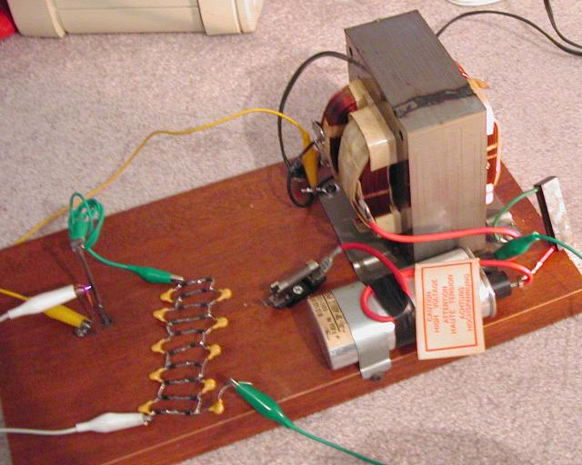 High Voltage Experiments