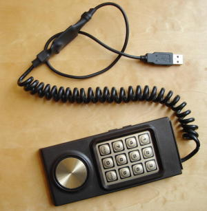 Intellivision controller to USB adapter project