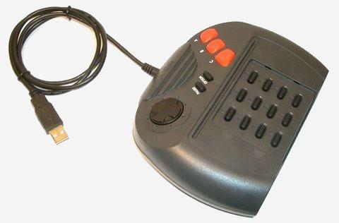Atari Jaguar controller to USB adapter