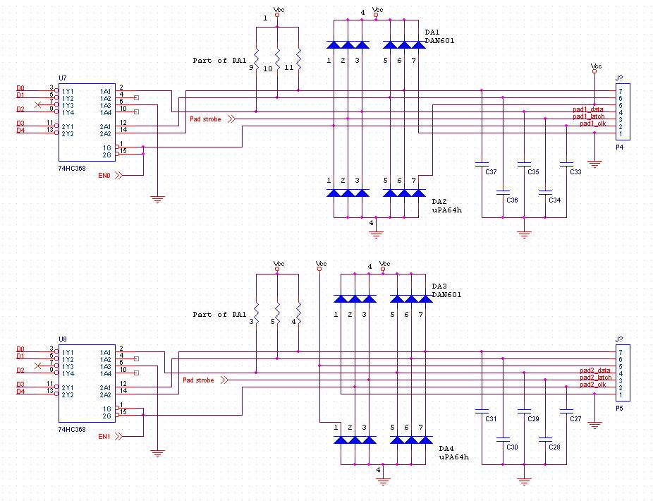 Modding a NES to run Unisystem VS arcade games (2/14) on
