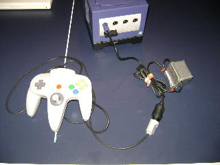 N64/Snes/Nes controller to gamecube/Wii conversion project on