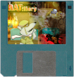 Boxed edition of RATillery (DOS Game) now available from Côté Gamers! image
